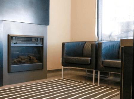 Comfortable Waiting Area | Paramount Dental | North Calgary | Family and General Dentist