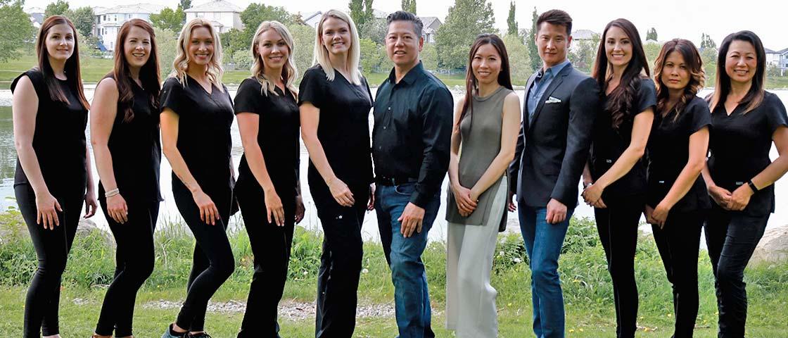 Paramount Dental Team   Paramount Dental   North Calgary   Family and General Dentist