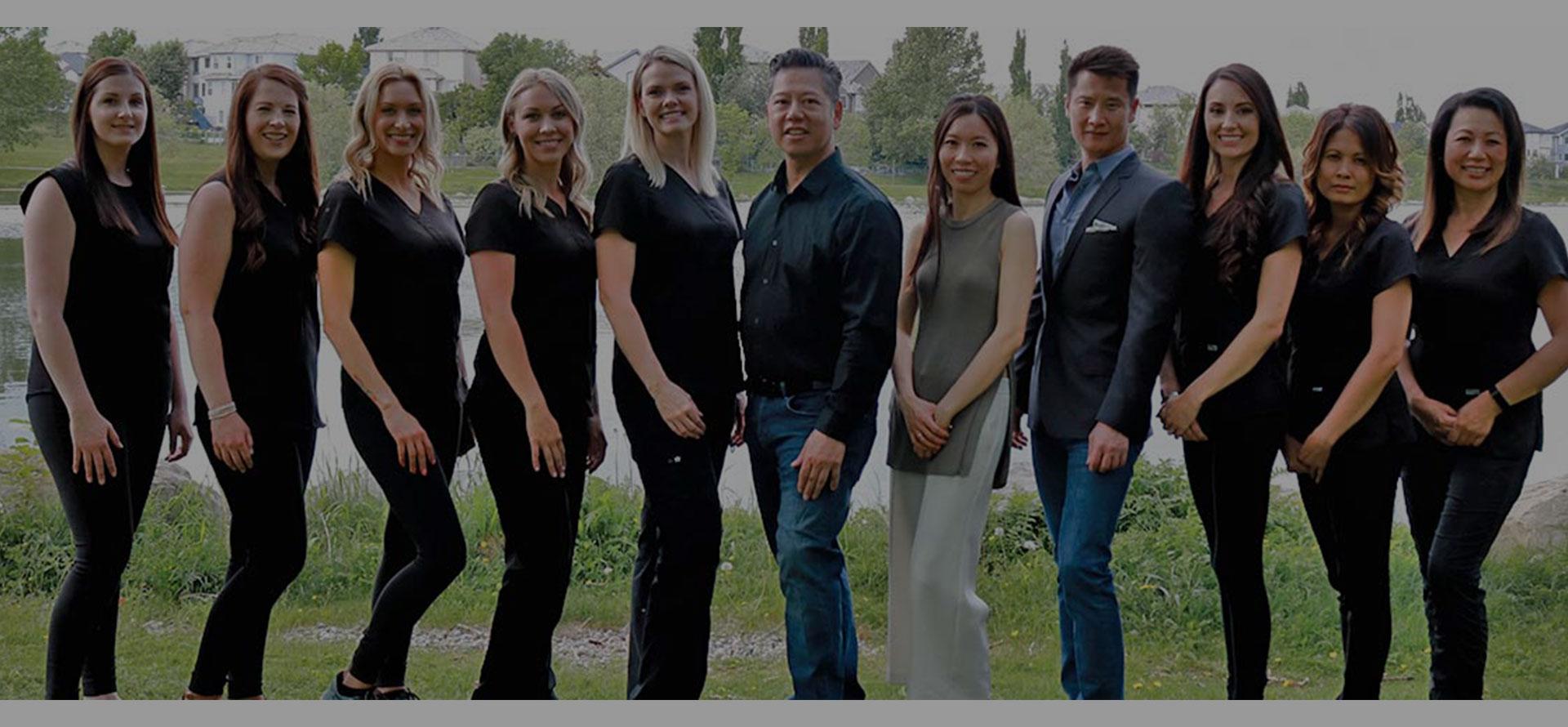 Meet the Friendly Dental Team | Paramount Dental | North Calgary | Family and General Dentist